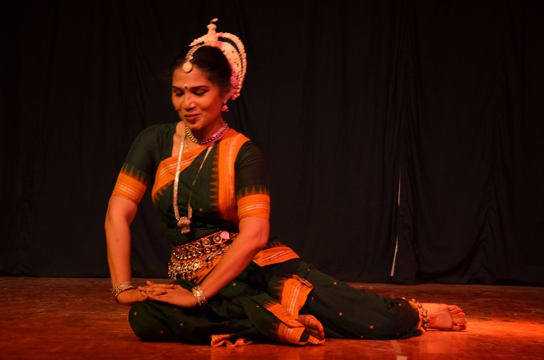 prarthana kadam, odissi, ninad concert series, world dance day