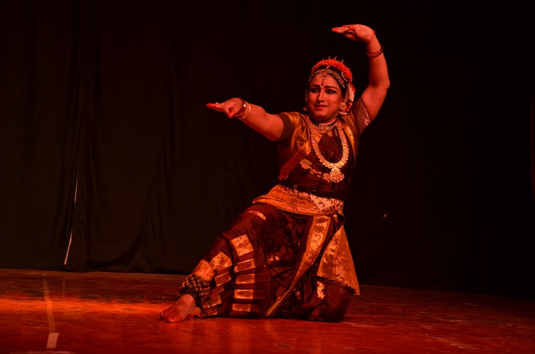deepa sashindran, kuchipudi, ninad concert series, world dance day
